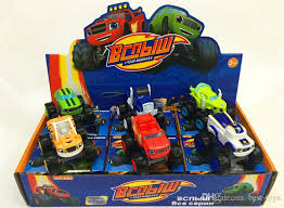 2017 2016 blaze monster machines toys vehicle car classical toys