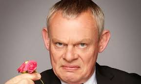 Doc Martin: the wedding - in pictures. Martin and Louisa finally make it to the altar in tonight's episode starring Martin Clunes and Caroline Catz - 36520