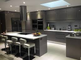 Modern European Kitchen Cabinets Stylish European Kitchen Design For Home Decorating Inspiration