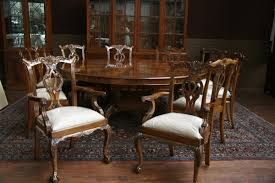 awesome chippendale dining room table 34 for patio dining table