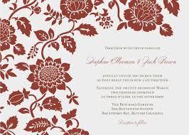 Online Invitation Card Design Free E Invitation Templates Contegri Com