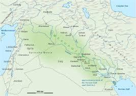 Iraq Syria Map by Iraq Teachmideast