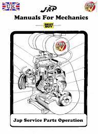 jap engine manuals for mechanics engine