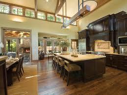 kitchen wood floors adorable rough stone kitchen backsplash