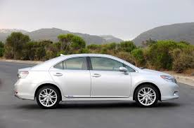 lexus hybrid sedan hs250h lexus prices the new 2010 lexus hs250h at 34 200