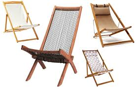 Serena And Lily Chairs by Deck Chairs Ideal For The Great Indoors Wsj