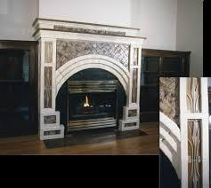 fireplace surrounds u2014 prairie works design studios