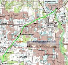 Arcadia Florida Map by De Soto U0027s Trails Thru Florida Part 2 Of 4