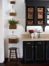 Painted Kitchen Ideas by Painted Kitchen Cabinet Ideas Black And White Cabinets Gallery
