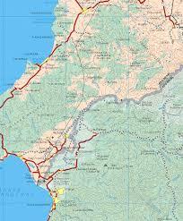 San Luis Potosi Mexico Map by Nayarit Mexico Map 14 Map Of Nayarit Mexico 14 Mapa De