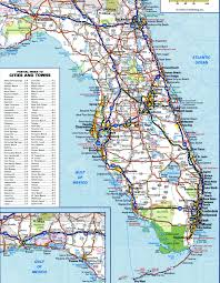 Palm Island Florida Map by Florida Highway