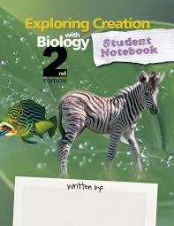 exploring creation with biology student notebook vicki dincher