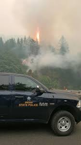 Wild Fires In Oregon Update by Eagle Creek Fire Continues To Grow Sen Wyden Presses Trump For