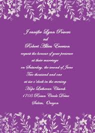 Discount Wedding Invitations With Free Response Cards Romantic Purple Leaves And Butterfly Wedding Invites Ewi180 As Low