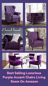 best selling luxurious purple accent chairs living room on amazon min jpg