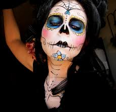 dead makeup halloween enchanted revolution day of the dead make up