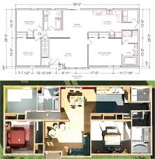 Split Level Ranch Floor Plans by Ranch Plans A 5 Bedroom Floor Plans Home Ideas Gallery House