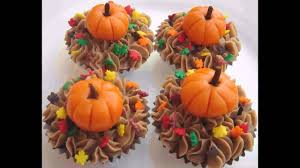 cute thanksgiving cupcakes best thanksgiving cupcake decorating ideas youtube