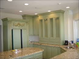 Crown Moldings For Kitchen Cabinets Kitchen Stacked Crown Molding Modern Kitchen Crown Molding