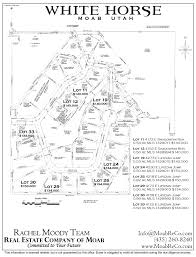 Map Pricing White Horse Neighborhood Site Plan