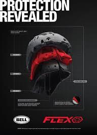 youth bell motocross helmets bell moto 9 carbon vice helmet spotlight motocross mtb news