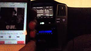 lexus rx 350 bluetooth audio ipad mini lexus rx330 iphone bluetooth audio demo youtube