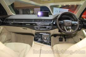 Audi Q5 Interior - 7 things we know about the 2017 audi q5