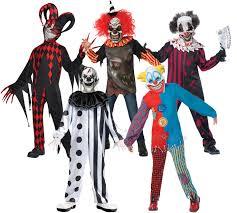 killer clown costume spirit halloween scary clowns boys fancy dress halloween horror joker circus kids