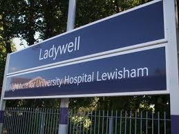 Ladywell railway station