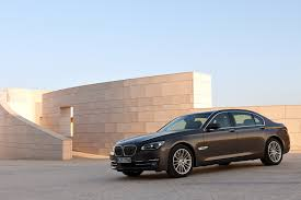 revised bmw 7 series revealed parkers
