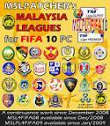 MALAYSIA SUPER LEAGUE FIFA09, FIFA10 & FIFA11 (PC) Patch
