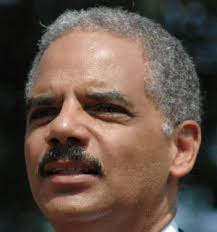 Eric Holder must go now!