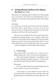 psalms of thanksgiving list a season to celebrate teacher edition striving together publications