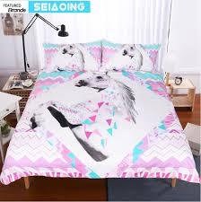 Girls Horse Bedding Set by Online Get Cheap Girls Horse Bedding Aliexpress Com Alibaba Group