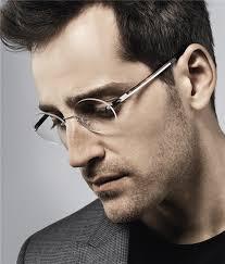 titanium round eyeglasses