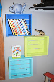 Wooden Crate Bookshelf Diy by Diy Dvd Storage Wooden Crates That I Bought Michael U0027s Sanded