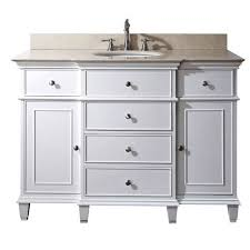 Shabby Chic Bathroom Vanity by White 48 Inch Bathroom Vanities With Tops My Account Tsc