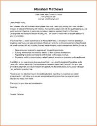 cover letter for business cover letters for non profit jobs gallery cover letter ideas