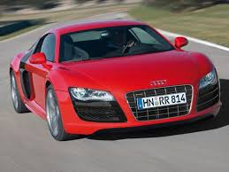 Audi R8 Red Best