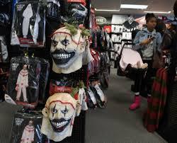 killer clown costume spirit halloween as halloween nears clowns on edge baltimore sun
