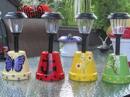 Outdoor Mushroom Lights by Best 10 Solar Paint Ideas On Pinterest Diy Yard Decor Yard