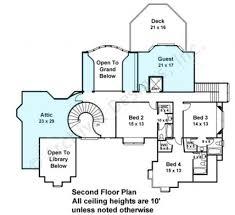 smoke rise castle plans 4000 sq ft house plans