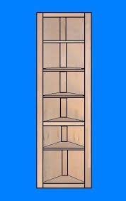 Free Wooden Bookcase Plans by Free Corner Shelf Plans How To Build A Corner Shelf