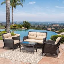 Wicker Patio Furniture Nice Furniture Lowes Wicker Furniture With Wicker Patio