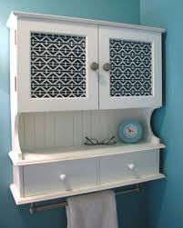 bathroom wall cabinet with towel bar inspirations also cabinets