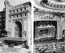 Cottage Grove Theater by Balaban U0026 Katz U0027s Movie Palaces
