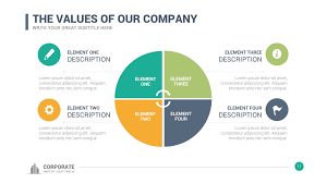 Powerpoint Portfolio Examples Corporate Overview Powerpoint Template By Louistwelve Design