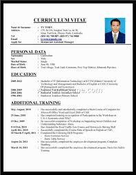 Sample Cv Format Uk  good cv layout uk  sample cv events manager     Sample Job Application Letter
