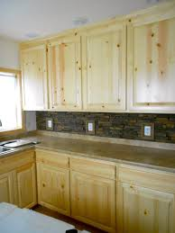 this why should use unfinished kitchen cabinets pine cabinets