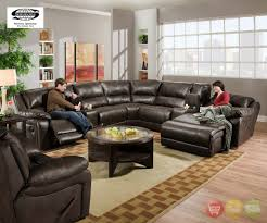 Black Leather Couch Living Room Ideas Living Room Gray Living Space Design Featured Oversized Black